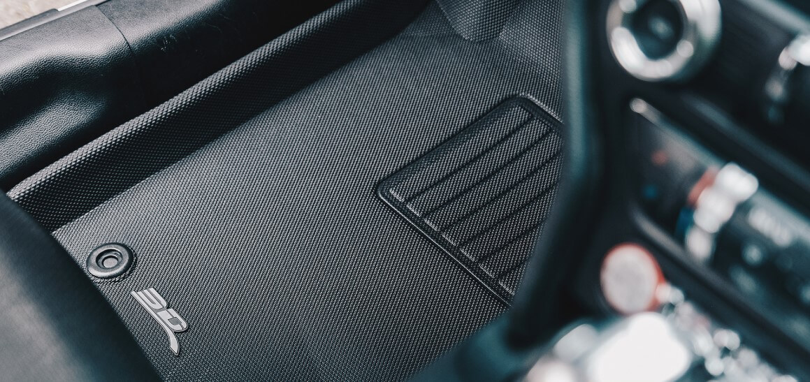 What are Custom Fit Floor Liners?
