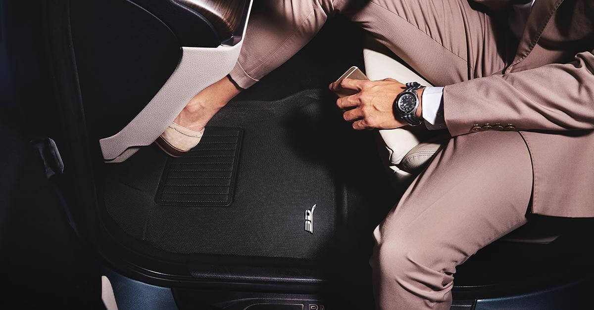 Why Install Custom-Fit Floor Mats for Your Car?