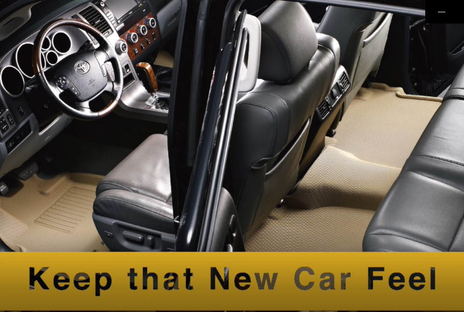 Best Accessory to Any New Car Owner - Keep That New Car Feel