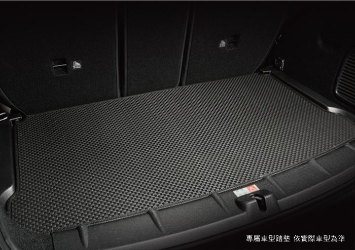 編織紋平面汽車後廂墊[耐磨耐用 . 防水易洗][ 新上市 ]