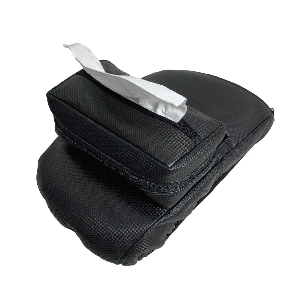 中央扶手裝置袋+面紙盒套